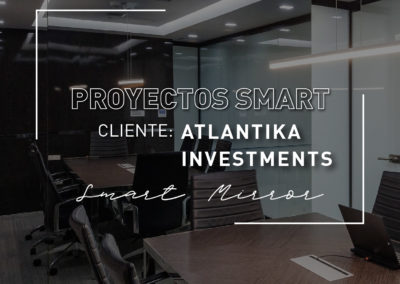 Atlantika - Smart Mirror