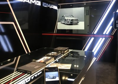 Oficina - Mercedes Benz.